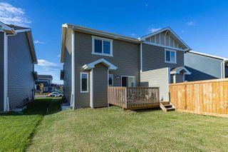 Photo 30: 919 EBBERS Crescent in Edmonton: Zone 02 House Half Duplex for sale : MLS®# E4174486