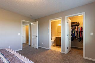 Photo 20: 919 EBBERS Crescent in Edmonton: Zone 02 House Half Duplex for sale : MLS®# E4174486