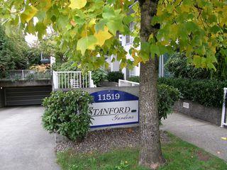 Photo 1: 313 11519 BURNETT Street in STANFORD GARDENS: Home for sale : MLS®# V1091143