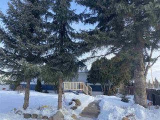 Photo 1: 537 Evergreen Mobile Home Park NW in Edmonton: Zone 51 Mobile for sale : MLS®# E4189361