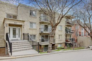 Main Photo: 203 920 Royal Avenue SW in Calgary: Lower Mount Royal Apartment for sale : MLS®# C4303452