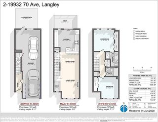 """Photo 30: 2 19932 70 Avenue in Langley: Willoughby Heights Townhouse for sale in """"Summerwood"""" : MLS®# R2468707"""