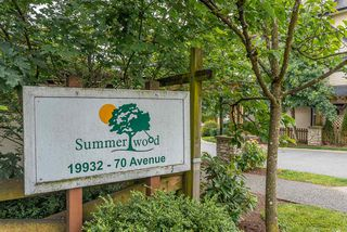 """Photo 26: 2 19932 70 Avenue in Langley: Willoughby Heights Townhouse for sale in """"Summerwood"""" : MLS®# R2468707"""