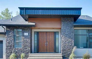 Photo 2: 36 95 SALISBURY Way: Sherwood Park House Half Duplex for sale : MLS®# E4210102
