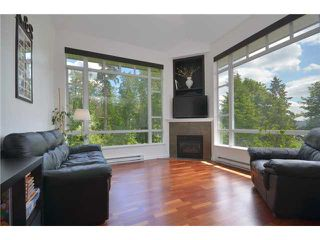 "Photo 1: 401 3625 WINDCREST Drive in North Vancouver: Roche Point Condo for sale in ""WINDSONG PHASE 3"" : MLS®# V956567"