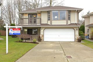 "Main Photo: 2706 273B Street in Langley: Aldergrove Langley House for sale in ""Shortreed"" : MLS®# F1228314"