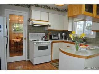 Photo 5: 4020 Dawnview Cres in VICTORIA: SE Arbutus House for sale (Saanich East)  : MLS®# 635937