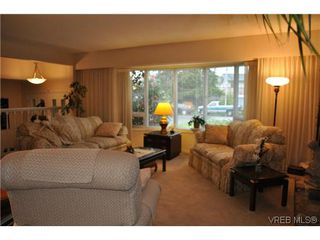 Photo 7: 4020 Dawnview Crescent in VICTORIA: SE Arbutus Single Family Detached for sale (Saanich East)  : MLS®# 321589