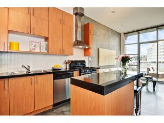 Photo 4: # 406 2635 PRINCE EDWARD ST in Vancouver: Mount Pleasant VE Condo for sale (Vancouver East)  : MLS®# V1002830