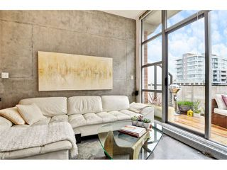 Photo 1: # 406 2635 PRINCE EDWARD ST in Vancouver: Mount Pleasant VE Condo for sale (Vancouver East)  : MLS®# V1002830