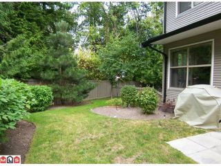 """Photo 9: # 49 15152 62A AV in Surrey: Sullivan Station Condo for sale in """"UPLANDS BY POLYGON"""" : MLS®# F1123397"""