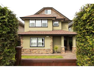 Photo 1: 9317 NO 1 RD in Richmond: Seafair House for sale : MLS®# V1005835