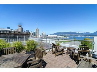 "Photo 18: 601 27 ALEXANDER Street in Vancouver: Downtown VE Condo for sale in ""ALEXIS"" (Vancouver East)  : MLS®# V1005896"