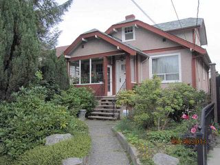 "Photo 1: 771 W 24TH Avenue in Vancouver: Cambie House for sale in ""DOUGLAS PARK"" (Vancouver West)  : MLS®# V1028568"