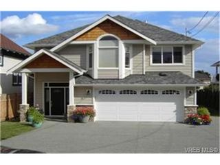 Photo 1:  in VICTORIA: SW Strawberry Vale House for sale (Saanich West)  : MLS®# 445346