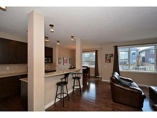 Photo 5: 371 SILVERADO Boulevard SW in CALGARY: Silverado Residential Detached Single Family for sale (Calgary)  : MLS®# C3629785