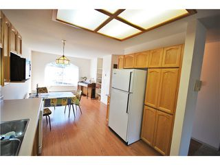 Photo 5: # 34 3110 TRAFALGAR ST in Abbotsford: Central Abbotsford Townhouse for sale : MLS®# F1430790