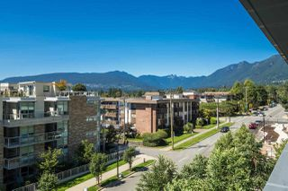 Photo 2: 403 1320 CHESTERFIELD AVENUE in North Vancouver: Central Lonsdale Condo for sale : MLS®# R2092309