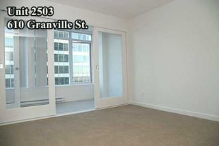 """Photo 6: 610 GRANVILLE Street in Vancouver: Downtown VW Condo for sale in """"THE HUDSON"""" (Vancouver West)  : MLS®# V622586"""