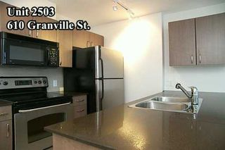 """Photo 3: 610 GRANVILLE Street in Vancouver: Downtown VW Condo for sale in """"THE HUDSON"""" (Vancouver West)  : MLS®# V622586"""
