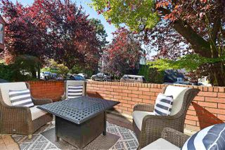 Photo 16: 6 2485 CORNWALL AVENUE in Vancouver: Kitsilano Townhouse for sale (Vancouver West)  : MLS®# R2308764