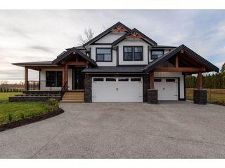 Photo 1: 42263 ELIZABETH AVENUE in Chilliwack: Yarrow House for sale : MLS®# R2333492