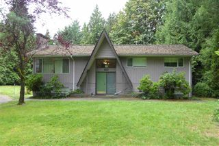 Photo 1: 2003 EAST Road: Anmore House for sale (Port Moody)  : MLS®# R2406913