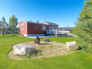 Main Photo: 112 53126 RGE RD 70: Rural Parkland County Manufactured Home for sale : MLS®# E4176211