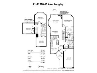 "Photo 20: 71 21928 48 Avenue in Langley: Murrayville Townhouse for sale in ""Murrayville Glen"" : MLS®# R2412203"