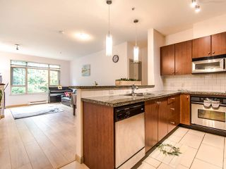 "Photo 3: 307 200 CAPILANO Road in Port Moody: Port Moody Centre Condo for sale in ""SUTERBROOK"" : MLS®# R2415006"