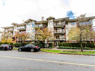 "Photo 2: 307 200 CAPILANO Road in Port Moody: Port Moody Centre Condo for sale in ""SUTERBROOK"" : MLS®# R2415006"