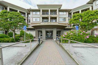 "Main Photo: 325 12248 224 Street in Maple Ridge: East Central Condo for sale in ""Urbano"" : MLS®# R2428712"