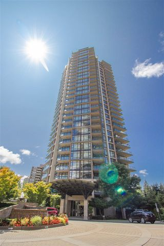 """Photo 1: 2602 6188 WILSON Avenue in Burnaby: Metrotown Condo for sale in """"JEWEL"""" (Burnaby South)  : MLS®# R2442132"""