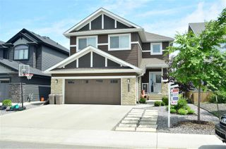 Photo 1: 3240 WINSPEAR Crescent in Edmonton: Zone 53 House for sale : MLS®# E4191253