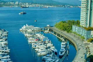 """Main Photo: 1503 499 BROUGHTON Street in Vancouver: Coal Harbour Condo for sale in """"Denia"""" (Vancouver West)  : MLS®# R2477180"""