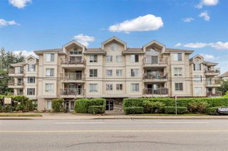 "Photo 3: 202 33502 GEORGE FERGUSON Way in Abbotsford: Central Abbotsford Condo for sale in ""Carina Court"" : MLS®# R2500932"