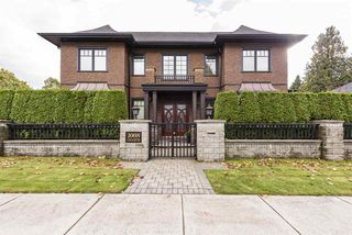 Main Photo: 1008 CONNAUGHT DRIVE in Vancouver: Shaughnessy House for sale (Vancouver West)  : MLS®# R2509700