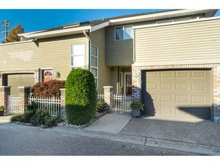 "Photo 1: 9 6380 48A Avenue in Delta: Holly Townhouse for sale in ""GARDEN ESTATES"" (Ladner)  : MLS®# R2512710"