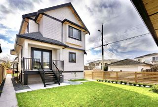Photo 1: 2217 E 52ND Avenue in Vancouver: Killarney VE 1/2 Duplex for sale (Vancouver East)  : MLS®# R2517576
