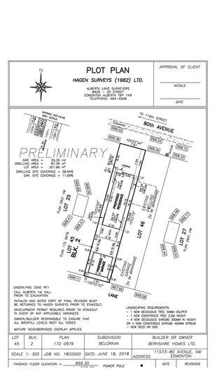 Photo 5: 11573 80 Avenue in Edmonton: Zone 15 Vacant Lot for sale : MLS®# E4222202