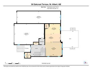 Photo 44: 36 OAKCREST Terrace: St. Albert House for sale : MLS®# E4223896