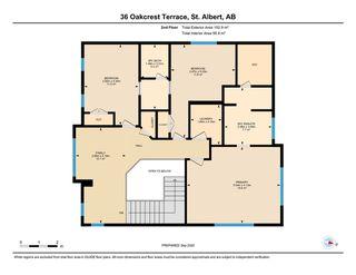 Photo 45: 36 OAKCREST Terrace: St. Albert House for sale : MLS®# E4223896