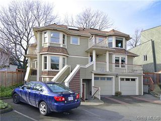 Photo 15: 4 118 St. Lawrence Street in VICTORIA: Vi James Bay Residential for sale (Victoria)  : MLS®# 319014