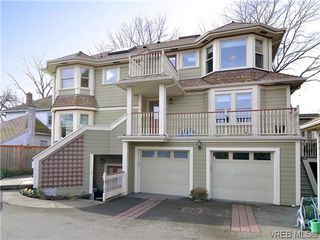 Photo 1: 4 118 St. Lawrence Street in VICTORIA: Vi James Bay Residential for sale (Victoria)  : MLS®# 319014