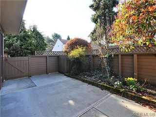 Photo 18: 6 4350 West Saanich Rd in VICTORIA: SW Royal Oak Row/Townhouse for sale (Saanich West)  : MLS®# 634889