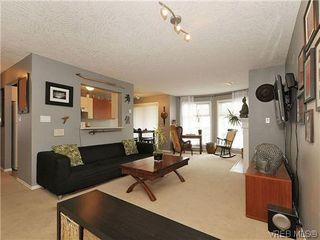Photo 2: 306 894 Vernon Ave in VICTORIA: SE Swan Lake Condo Apartment for sale (Saanich East)  : MLS®# 641926