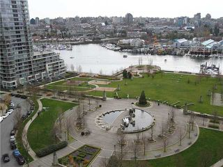 Photo 1: # 1802 1495 RICHARDS ST in Vancouver: Yaletown Condo for sale (Vancouver West)  : MLS®# V942480