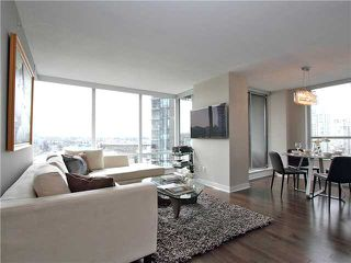 Photo 3: # 1802 1495 RICHARDS ST in Vancouver: Yaletown Condo for sale (Vancouver West)  : MLS®# V942480