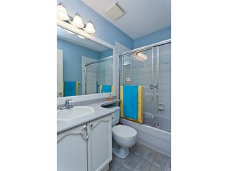"""Photo 30: # 58 1255 RIVERSIDE DR in Port Coquitlam: Riverwood Townhouse for sale in """"RIVERWOOD GREEN"""" : MLS®# V1019194"""