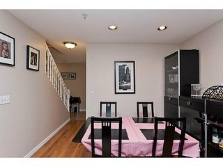 """Photo 7: # 58 1255 RIVERSIDE DR in Port Coquitlam: Riverwood Townhouse for sale in """"RIVERWOOD GREEN"""" : MLS®# V1019194"""